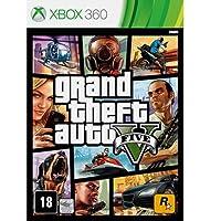 Game Xbox 360 Grand Theft Auto V - Gta 5
