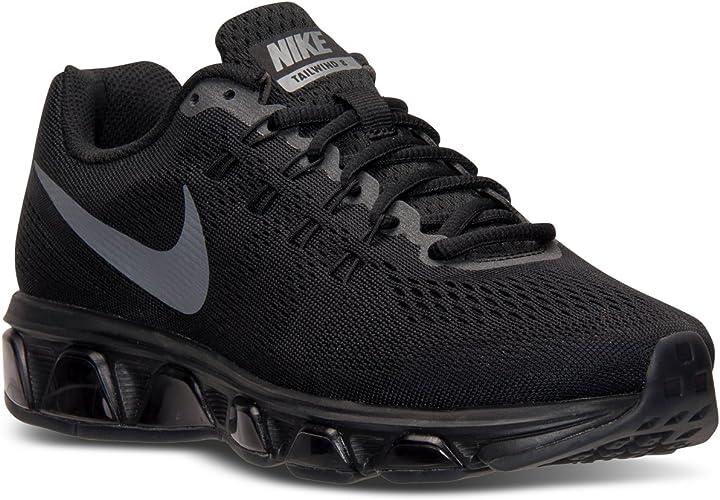 a few days away super cute timeless design Nike Air Max Tailwind 8 Black/Dark Grey Women's Running Shoes ...