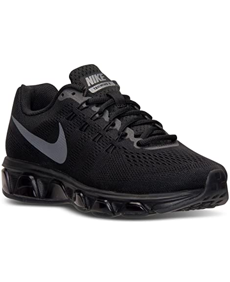 hot sales e89dd adff5 Nike Air Max Tailwind 8 Black Dark Grey Women s Running Shoes