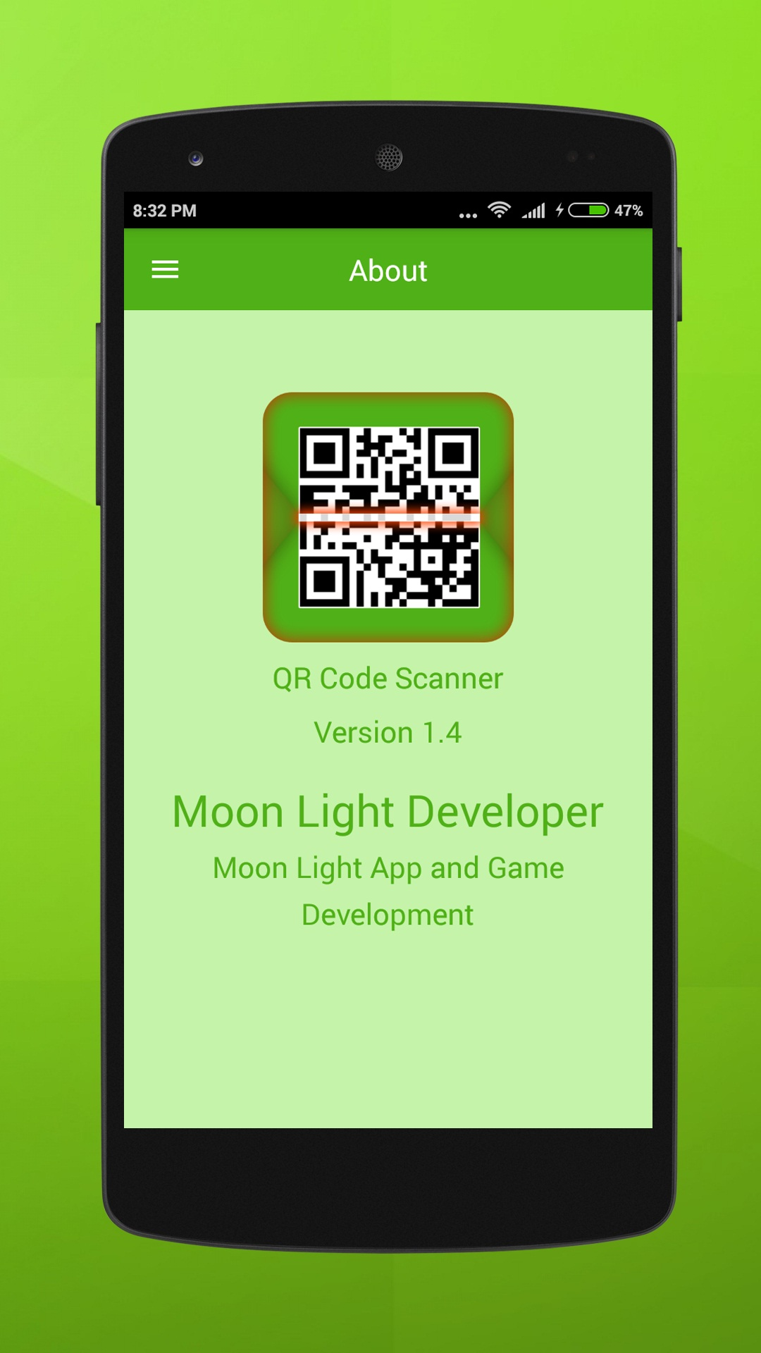 qr code app download for android