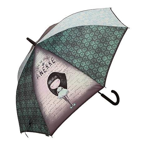 Paraguas automatico aintiviento Anekke