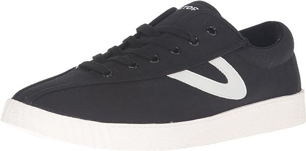 Tretorn Men/'s NylitePlus Sneaker Vintage White//Green Denim Comfort Shoes
