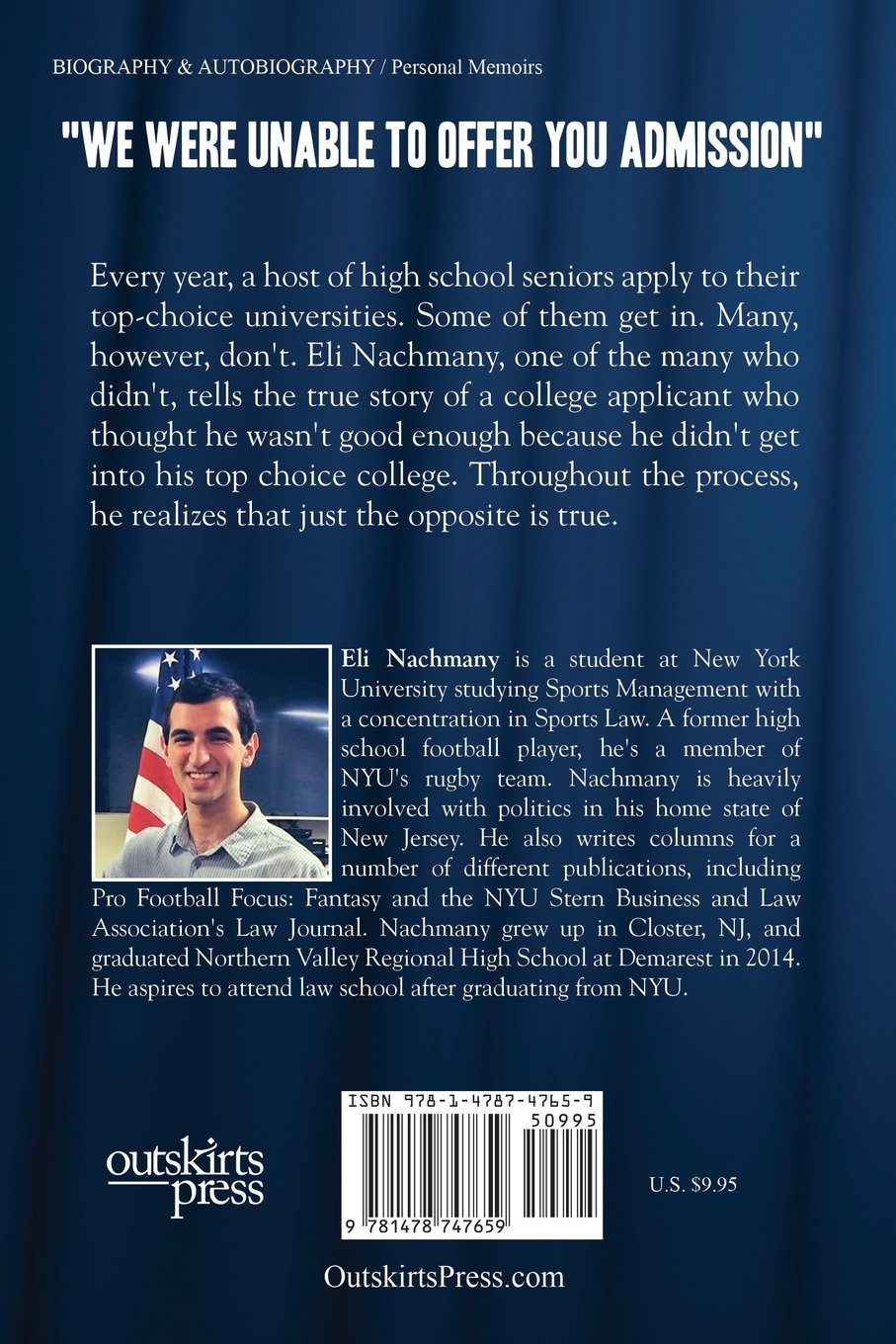 good enough the college admissions process through the eyes of a good enough the college admissions process through the eyes of a high school senior eli nachmany 9781478747659 com books