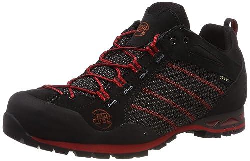 Hanwag Makra Low GTX, Zapatilla de Velcro para Hombre: Amazon.es: Zapatos y complementos