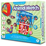 The Learning Journey My First Grab It! - Animal Match - An Exciting Matching Game