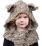 Sumolux Winter Kids Warm Cat Animal Hats...