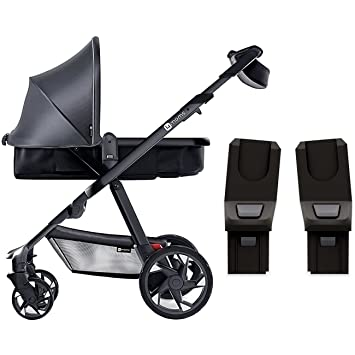 Amazon.com : 4moms Moxi Stroller With Maxi-Cosi Car Seat Adapter : Baby