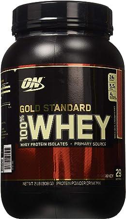 Optimum Nutrition 100% Whey Gold Standard, Sabor Delicious ...