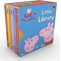 مجموعة Peppa Pig: Little Library من ليدي بيرد - غلاف ورقي