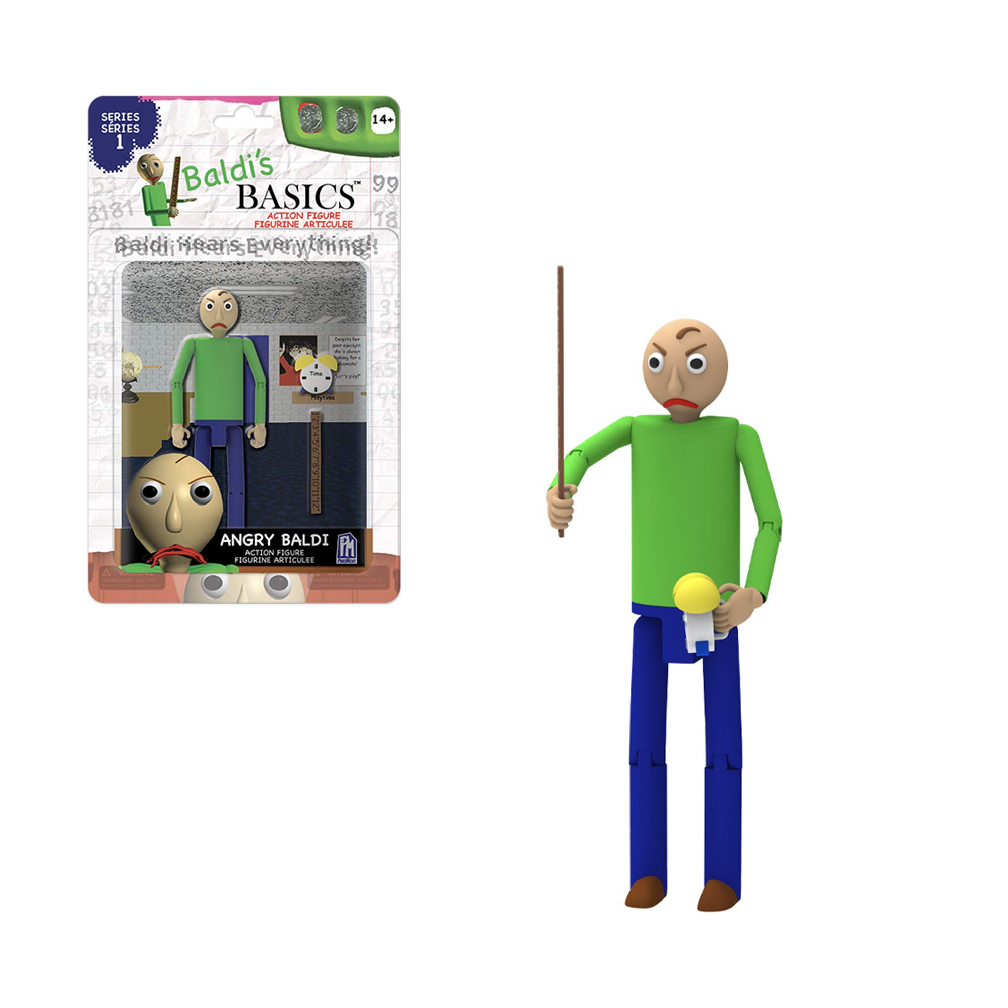 Baldi/'s Figura BB05022 Basics Pack