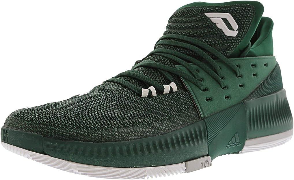 Amazon.com: adidas Dame 3 - Zapatillas de baloncesto para ...