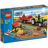 LEGO City Set #7684 Pig Farm & Tractor