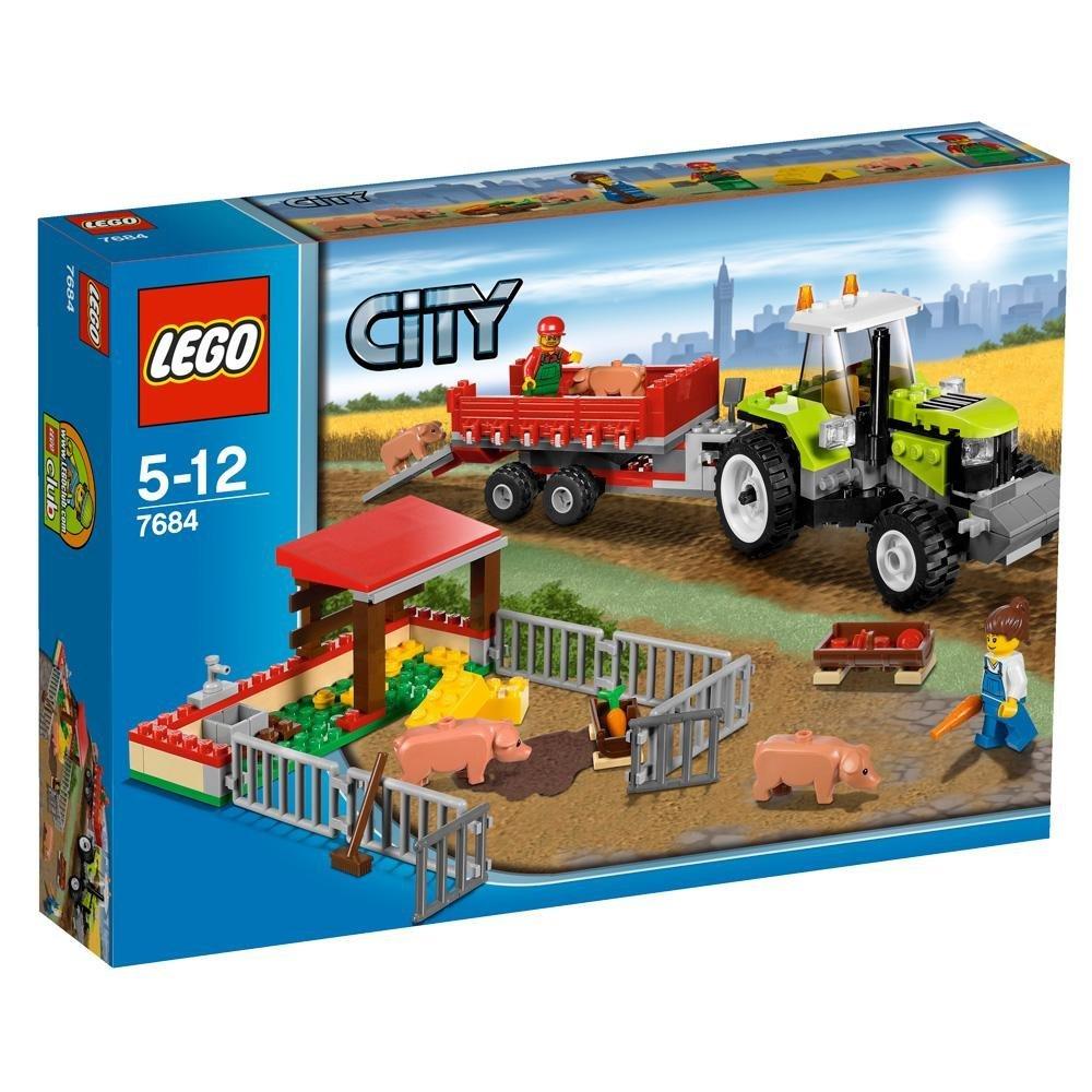 barato LEGO City 7684 - Granja de cerdos y y y tractor [versión en inglés]  tienda en linea
