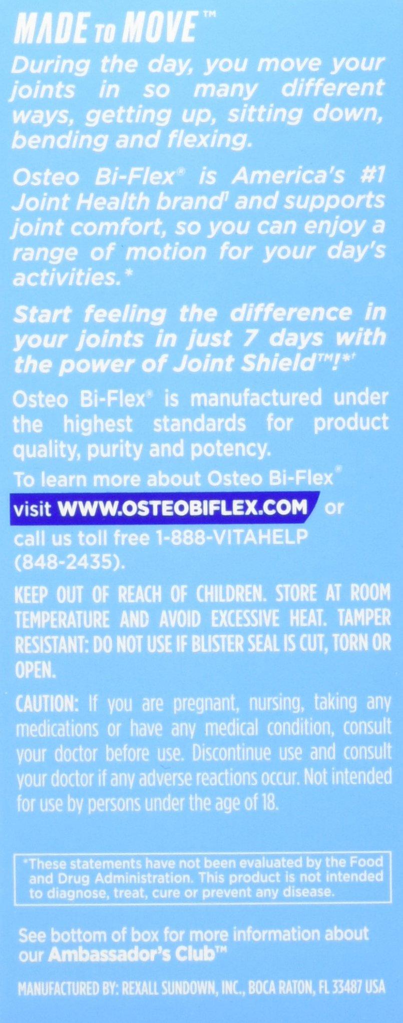 Osteo Bi Flex Joint Health Ease 70 Mini Tabs 1 A Day Advanced Triple Uc Action Ii Collagen Formula B078qcjv7j Medications Household Tibs