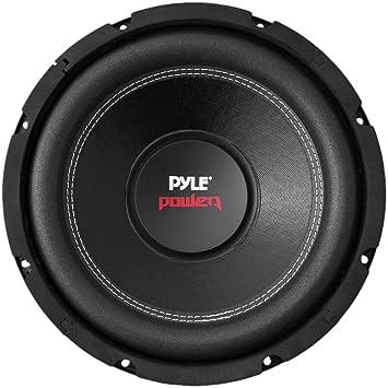 Speaker Audio Pyle 800 Watt 8 Inch Bass Dual Voice Coil Black Steel Basket New