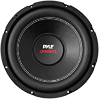 Pyle PLPW10D Subwoofer Dual, 1000 Watts y 4 ohmios, 25.4 cm (10 in)