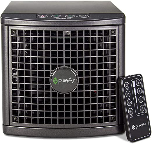 GreenTech Environmental Purificador de aire compacto 1500 con ...