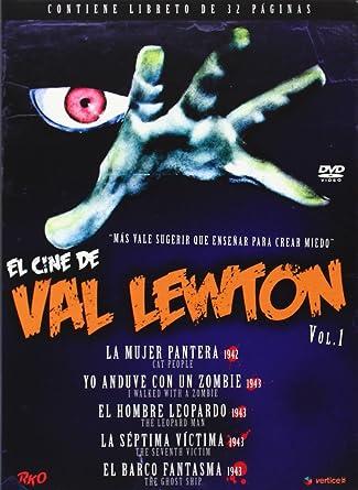 Pack: El Cine De Val Lewton - Volumen 1 [DVD]: Amazon.es: Simone ...