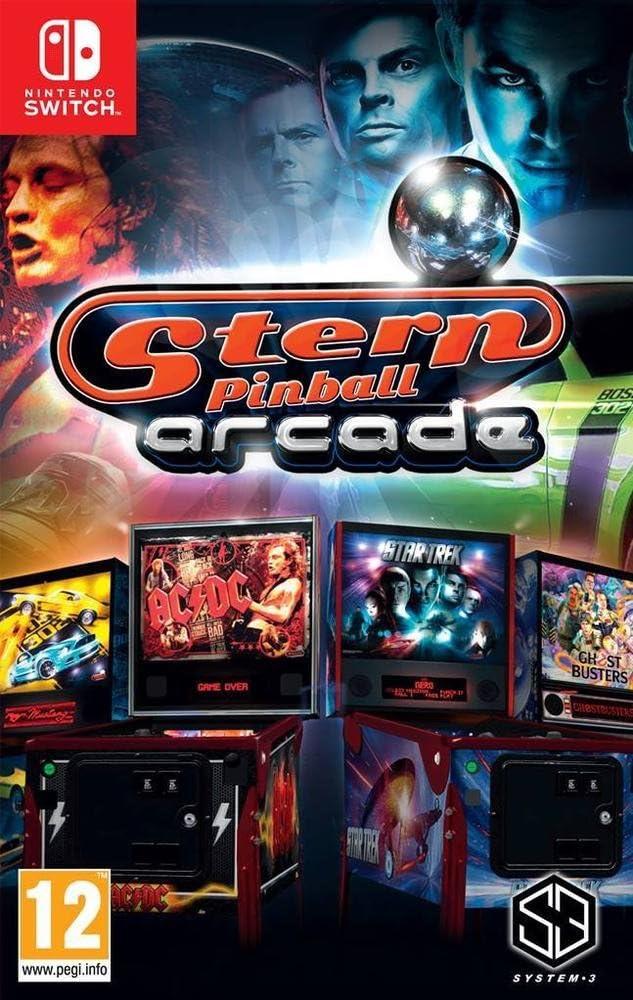 Stern Pinball Arcade - Nintendo Switch [Importación francesa]: Amazon.es: Videojuegos