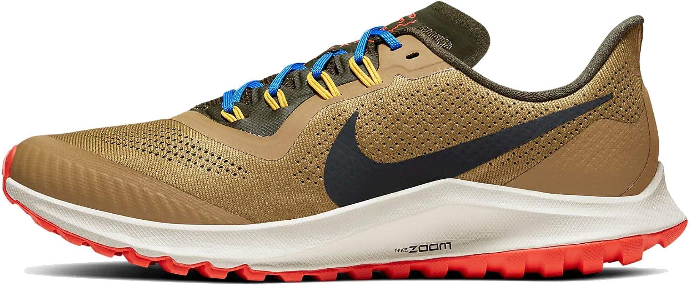 Nike Air Zoom Pegasus 36 Trail, Zapatillas de Atletismo para ...