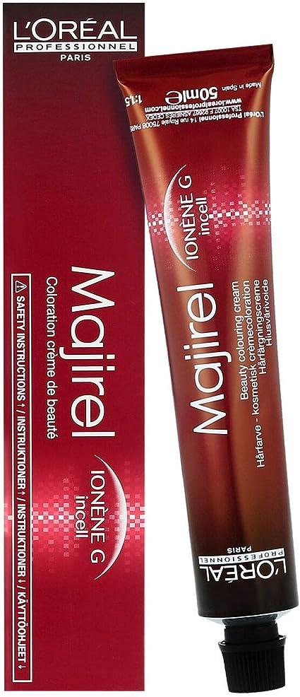 Loreal Majirel - Tinte permanente para el cabello, 50 ml ...