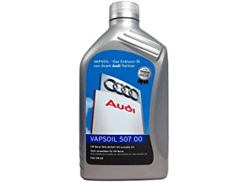 VAPSOIL 50700 SAE 0W-30 - Aceite para motores, 1 L: Amazon.es: Coche y moto