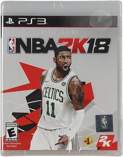 NBA 2K18 PS3: Video Games - Amazon com