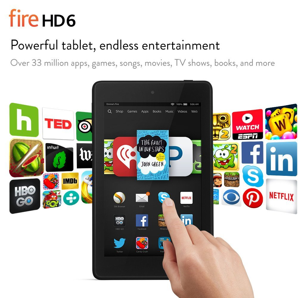 Which Generation Is My Fire Tablet?