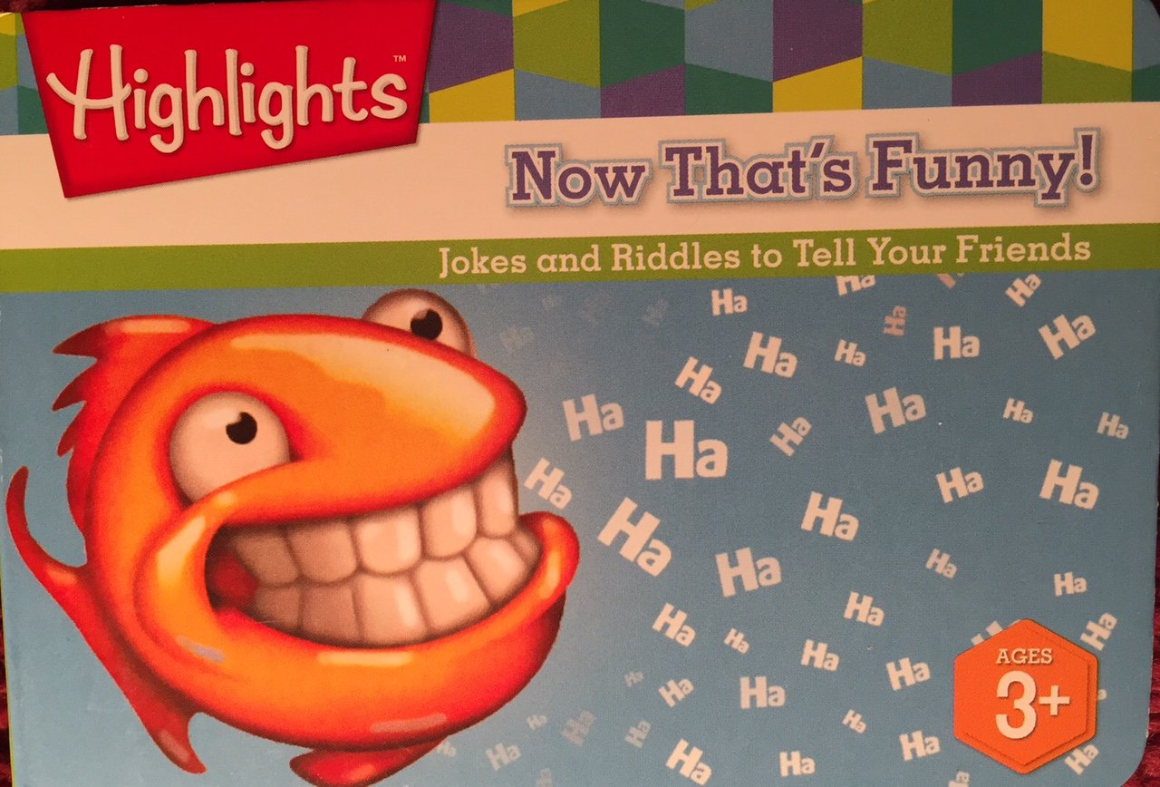 Download Now That's Funny! Jokes and Riddles to Tell Your Friends pdf epub