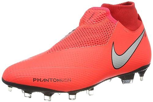 professionnel de la vente à chaud nouvelle saison soldes Nike Phantom Vsn Pro DF FG, Chaussures de Football Mixte ...