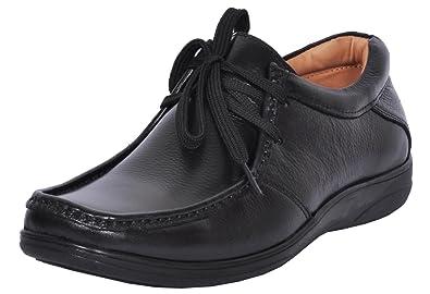 dd1f578d4b8 Zoom Office Shoes For Men Genuine Leather Dress Formal Shoes Online  D-2570-Black