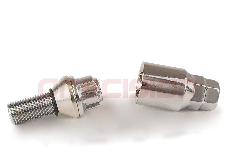Variance Locking Wobble Bolts for Converting ƁMW Wheels on to Ŕenault Trafic Part No.B14V119
