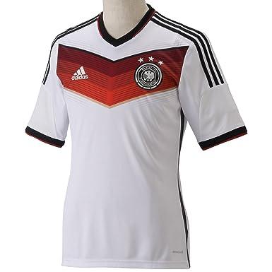 6aa70353801ccb (アディダス)adidas ドイツ代表 ホーム レプリカジャージー S/S AE136 G87445 ホワイト/