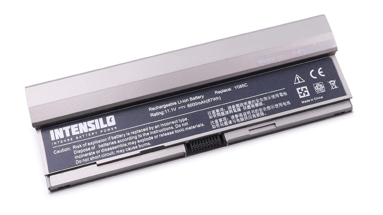 Intensilo Li-ion battery 6000 mAh for notebook, laptop