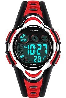 Waterproof Boys/Girls/Kids/Childrens Digital Sports Watches for 5-12 Years
