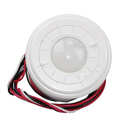 Leviton osfhs-itw Sensor de ocupación pir de montaje en techo Max. 3600 SQ
