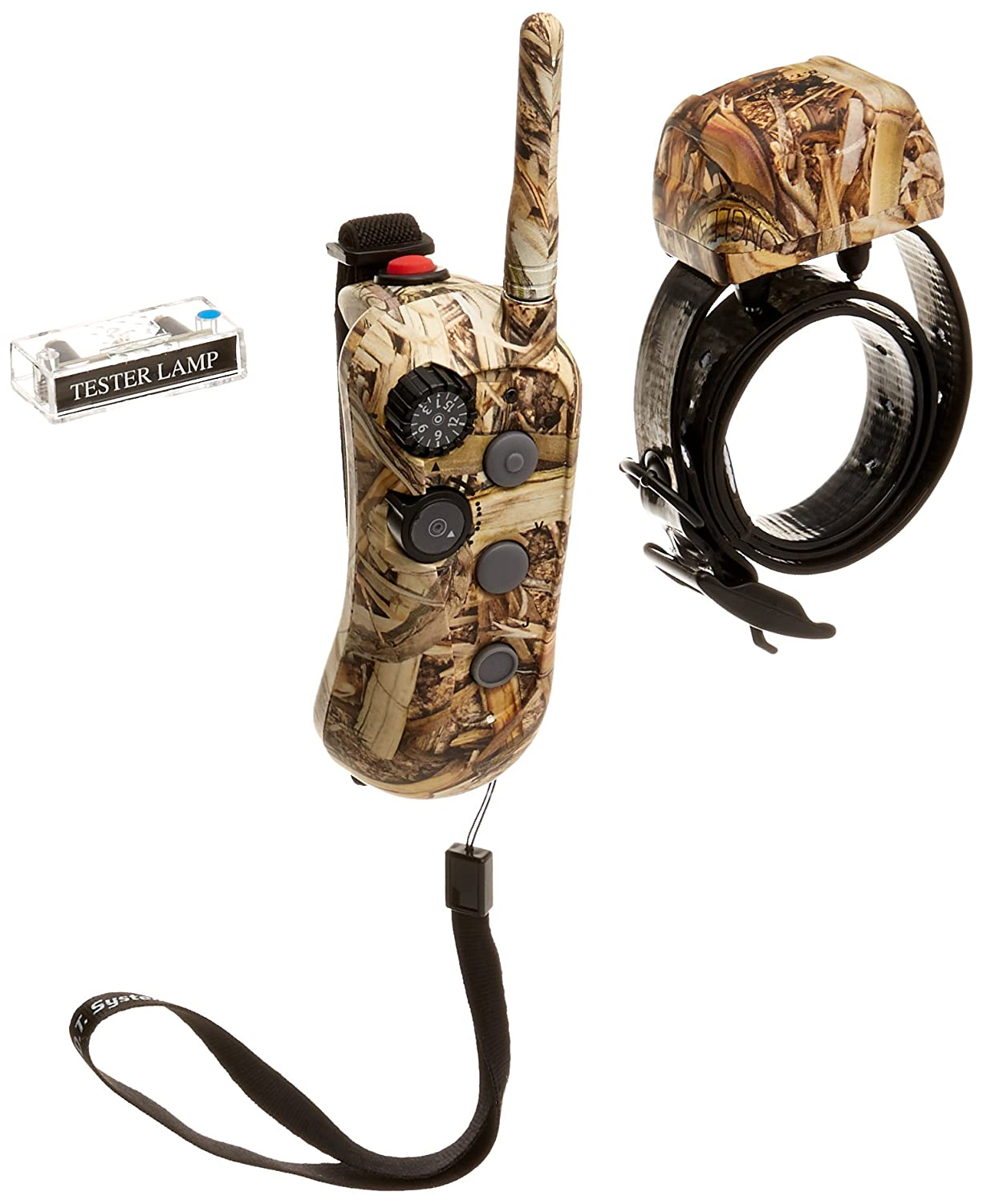 DT Systems R.A.P.T 1400 Remote Cover Up Camo Control Dog Training Collar System