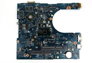 YVT1C Dell Inspiron 17 5559 Laptop Motherboard 3D w/Intel i7-6500U 2.5Ghz CPU