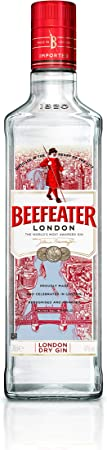 Beefeater London Dry Ginebra - 700ml