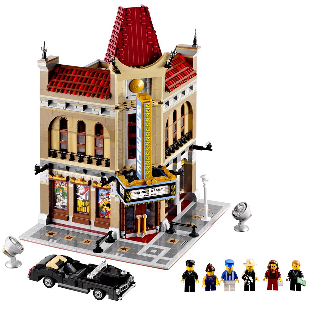 10232 Palace Cinema LEGO LEGO Overseas Limited (japan import) 6024474