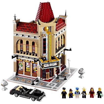 Amazoncom Lego Creator 10232 Palace Cinema Toys Games