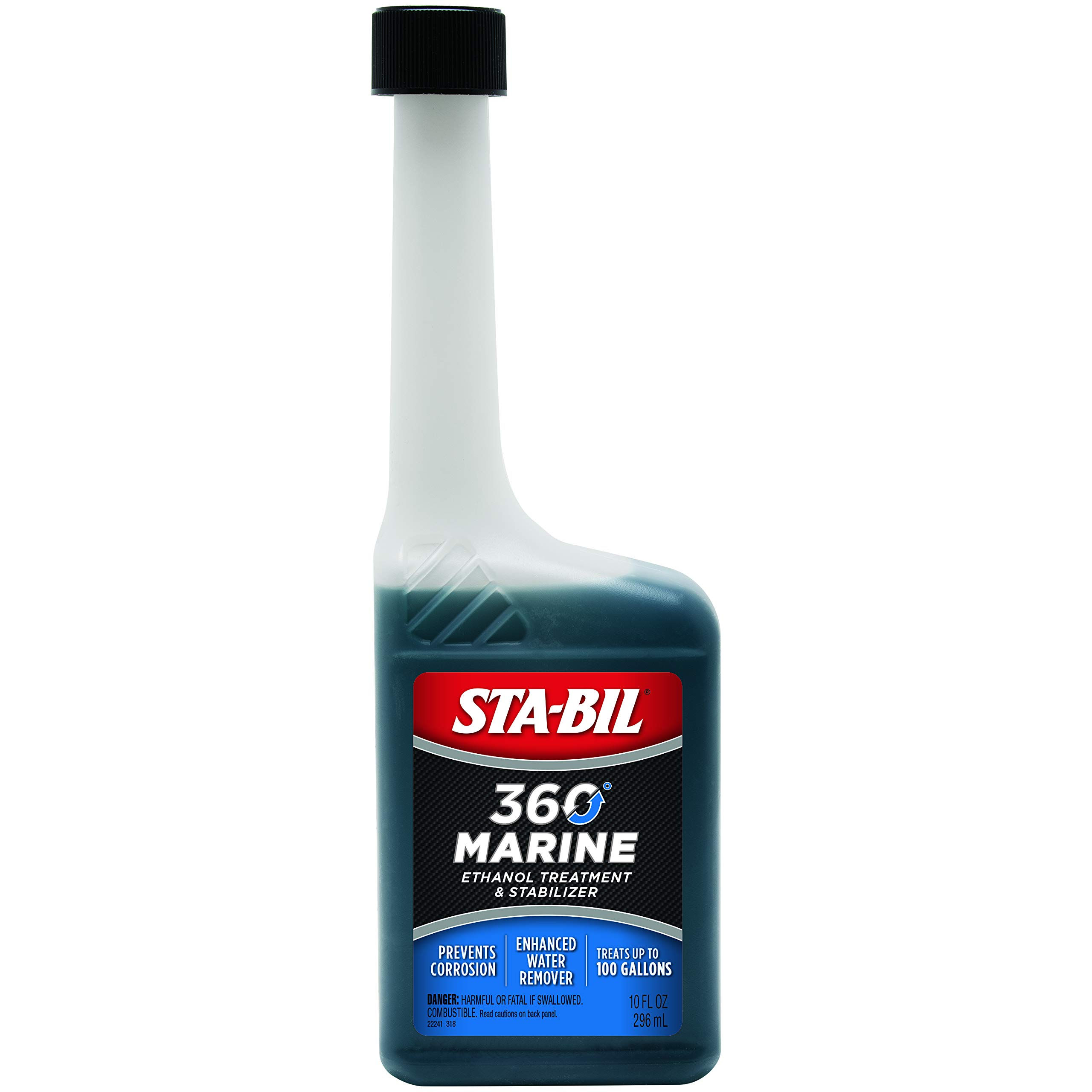 STA-BIL 360 22241-12PK Marine with Vapor Technology, 10 oz. (Pack of 12) by STA-BIL