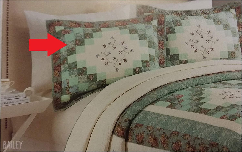 Amazon Com Bailey Bed Bath And Beyond Cotton Standard Pillow Sham