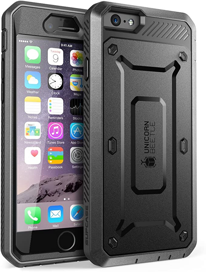 rugged coque iphone 6 with belt clip