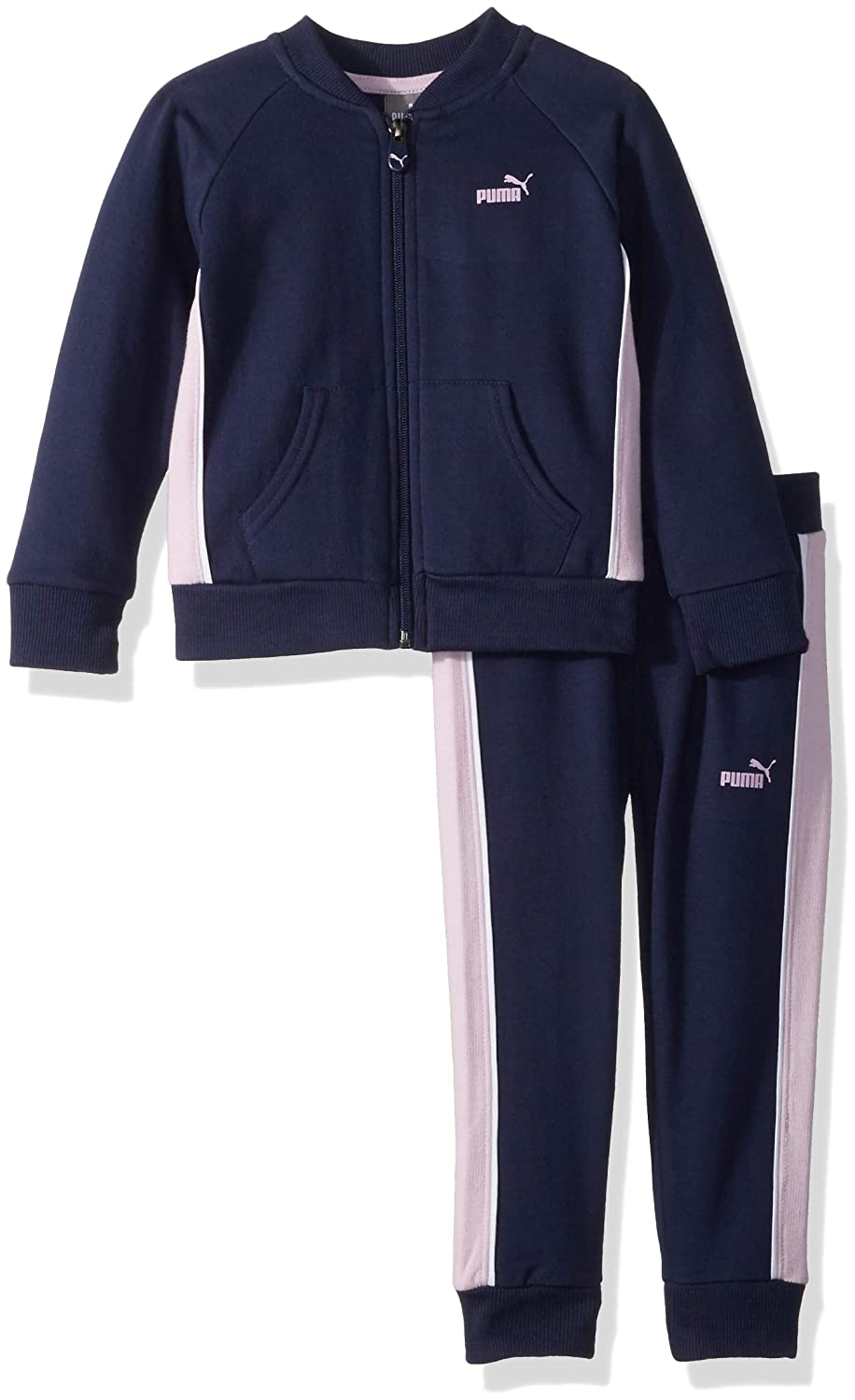 2fe4675aac Amazon.com: PUMA Toddler Girls' Jogger Set: Clothing