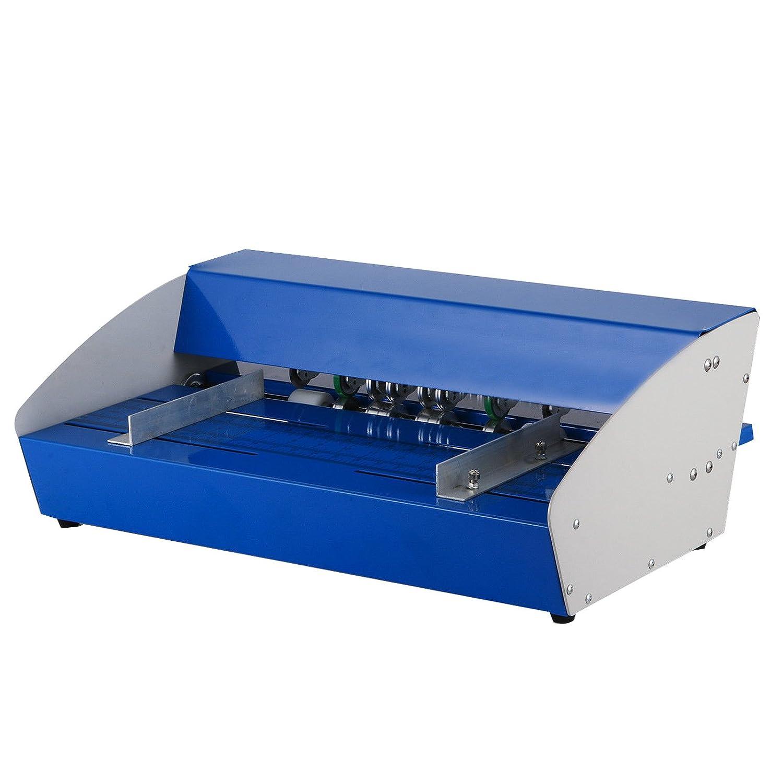 bltpress 3 en 1 Papel Contador de máquina Perforator Electric ...