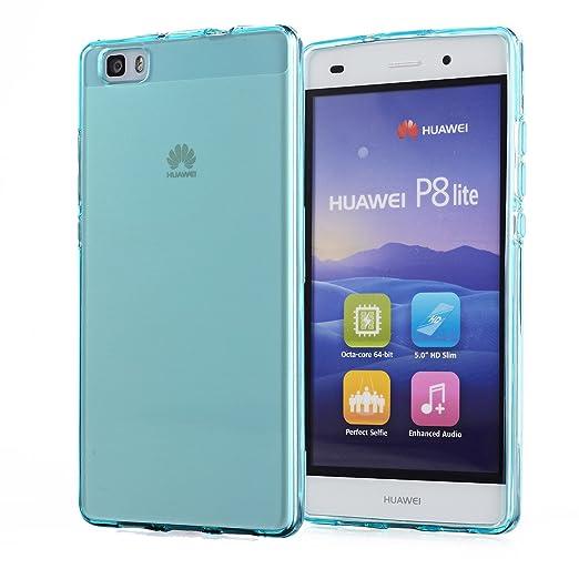 107 opinioni per Arbalest® Huawei P8 Lite Custodia ,[Jelly Series] [Crystal Clear] Premium