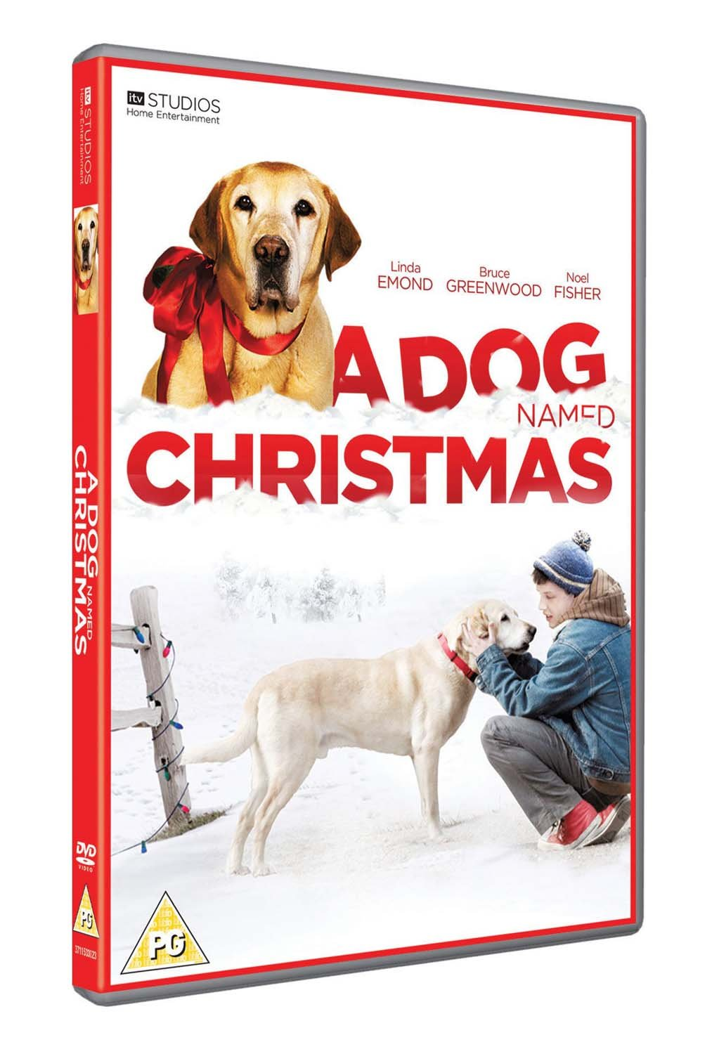 A Dog Named Christmas.A Dog Named Christmas Dvd Amazon Co Uk Noel Fisher