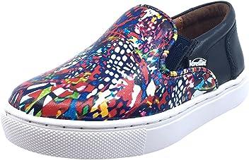 e721d33b4b3 Venettini Girl s and Boy s Skylar Slip-on Sneaker