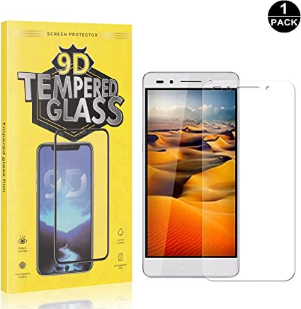 Bear Village/® Verre Tremp/é Huawei Honor 7X Duret/é 9H 2 Pi/èces Anti Rayures Protection en Verre Tremp/é /Écran pour Huawei Honor 7X Ultra Transparent